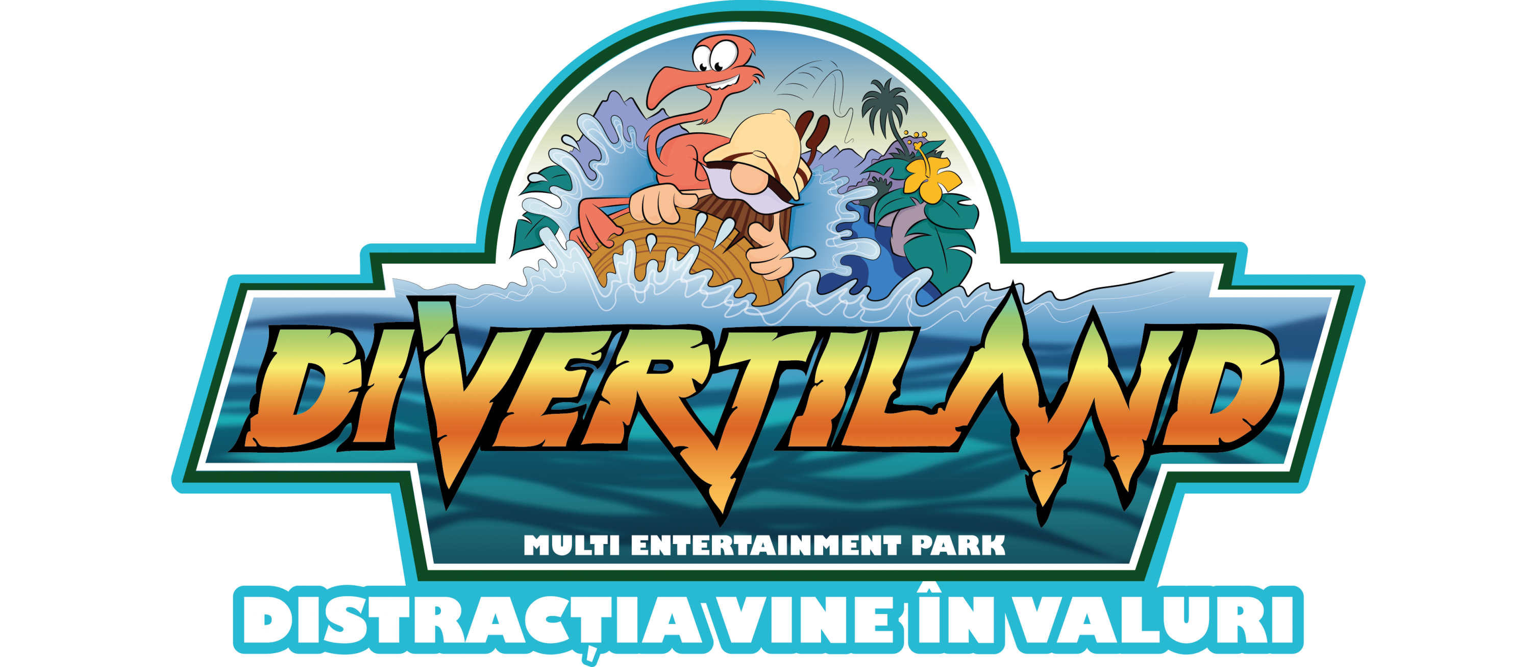 Logo Divertiland png